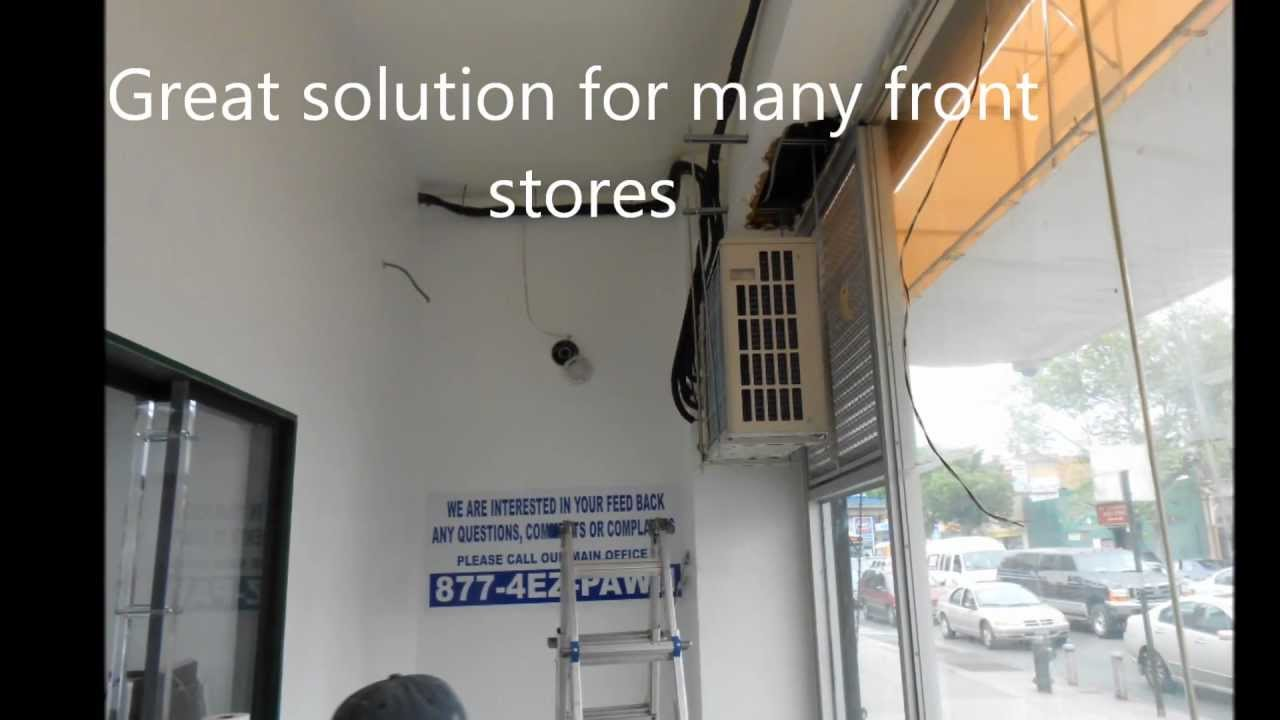 Daikin Mini Split Customs Installation In Nyc Youtube