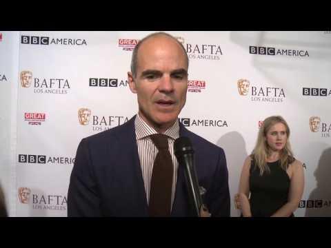Michael Kelly: Interview BAFTA TV Tea Party (2016)