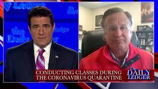 Liberty University Business School Dean, David Brat, on Colleges & Coronavirus
