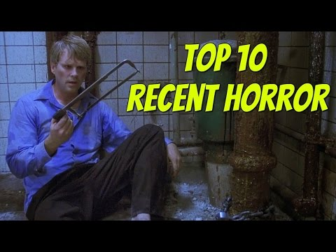 Top Tuesdays - Top 10 Horror Films (2001 -...