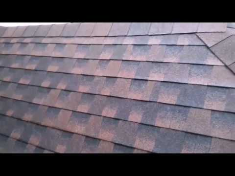 How To Install Gaf Timberline Shingles Hickory Youtube