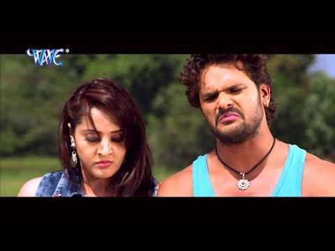 तोहार होठ बड़ी रसदार बा - Bhojpuri Comedy Scene - Khesari Lal - Uncut Comedy Scene - Bandhan