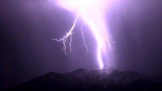 Lightning Chaser Seeks Moment of Strike