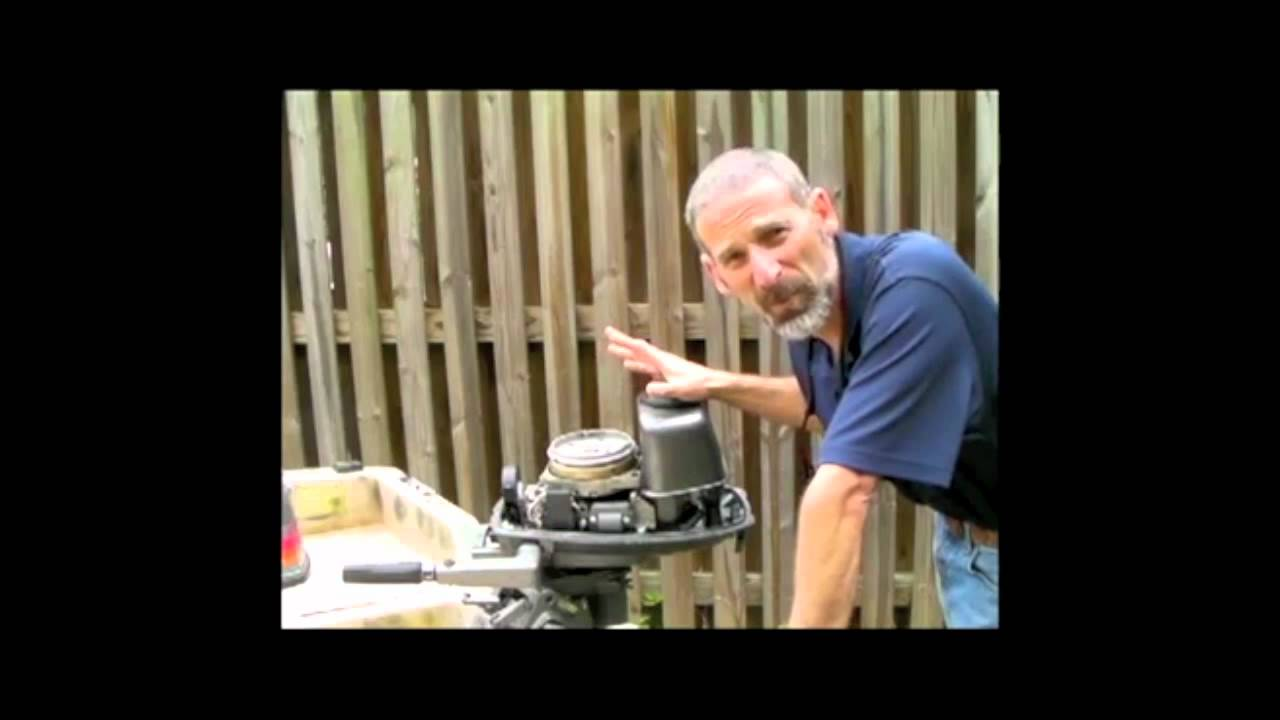 How To Salvage Pickle A Submerged Outboard Engine Youtube 200 Hp Mercury Wiring Diagram