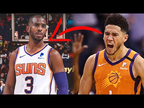 BREAKING: CHRIS PAUL TRADED TO THE PHOENIX SUNS BY THE OKLAHOMA CITY THUNDER!