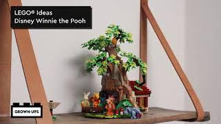 LEGO Ideas 21326 Winnie the Pooh (2021)