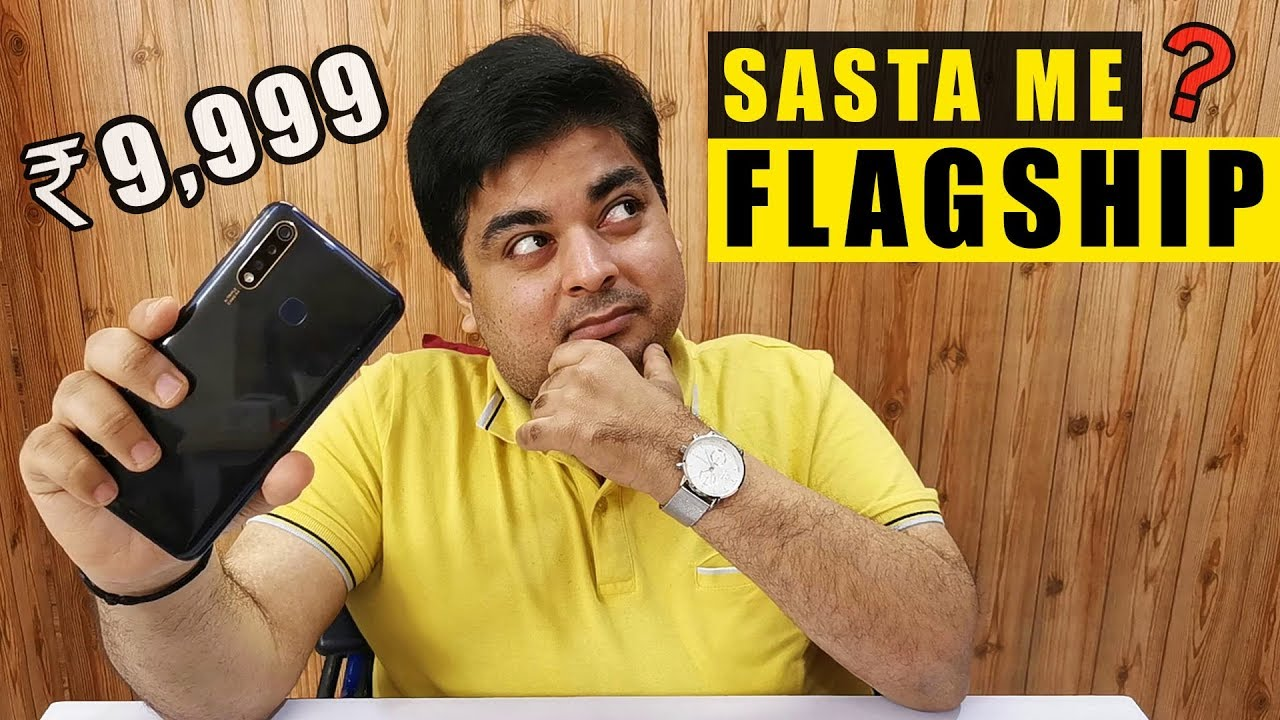 VIVO U20 LONG TERM REVIEW - ₹9,999 ME FLAGSHIP LEVEL KI PERFORMANCE?