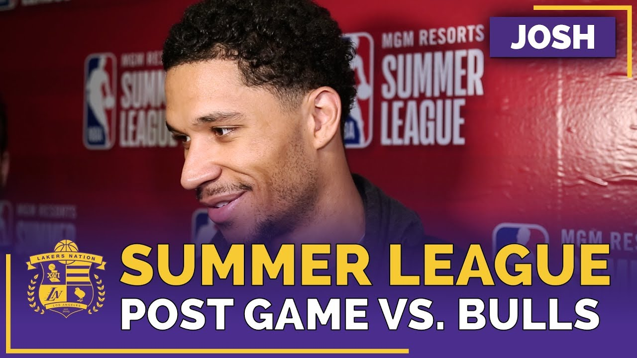 Hart's Two-Way Game Leads Lakers to Third Straight Summer Win