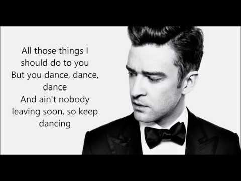 Can't stop the feeling - Justin Timberlake LYRICS