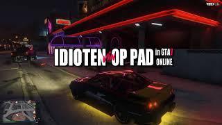 Idioten Op Pad In GTAV Online | Vin (#1)