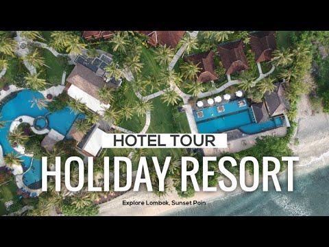 Holiday Resort Lombok | Liburan Tipis - Tipis | Sunset Hunting