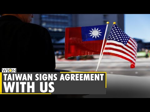 Taiwan, United States to strengthen Maritime coordination | Latest English News | WION News