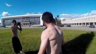 Olenegorsk--типичный день.(Вчера я приехал и мы решили пойти потренить всё что будет на видосе снято за один день) АВТОР видео Байклуша)..., 2014-08-02T14:05:50.000Z)