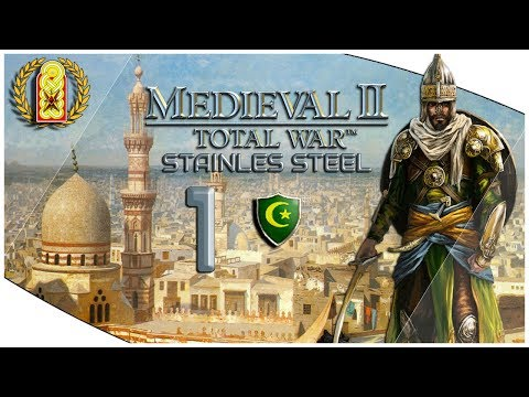 Medieval 2 Total War Stainless Steel Seljuk Empire Rise Campaign | PART 1