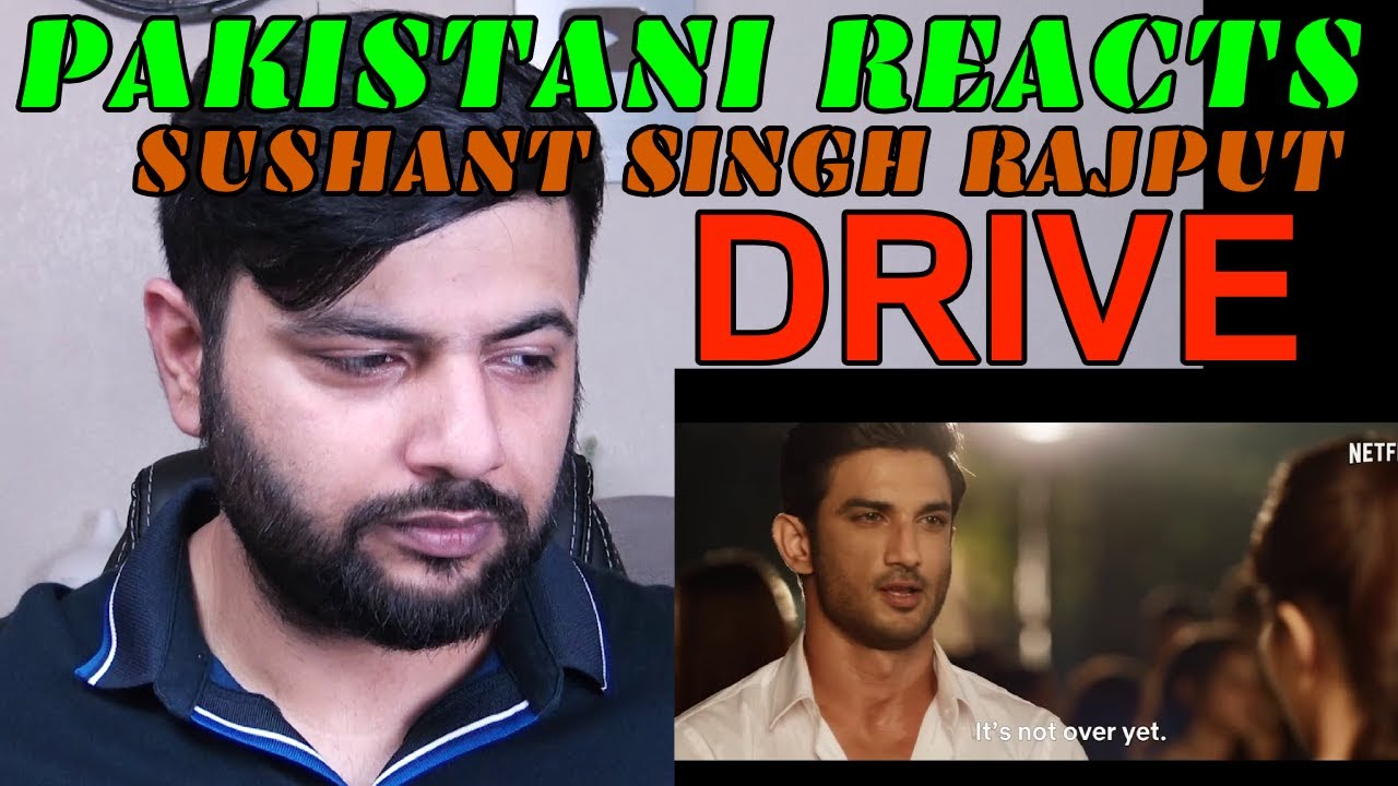 Pakistani Reacts to Drive Official Trailer | Jacqueline Fernandez, Sushant Singh Rajput