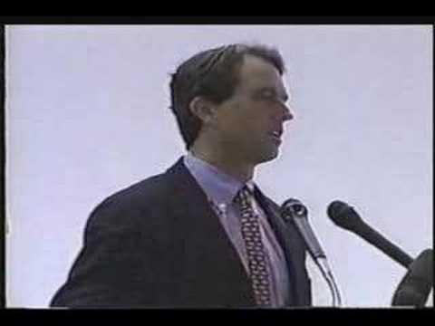 speech about environmental problems