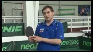 Уроки настольного тенниса А.Власова для начинающих. Часть 1