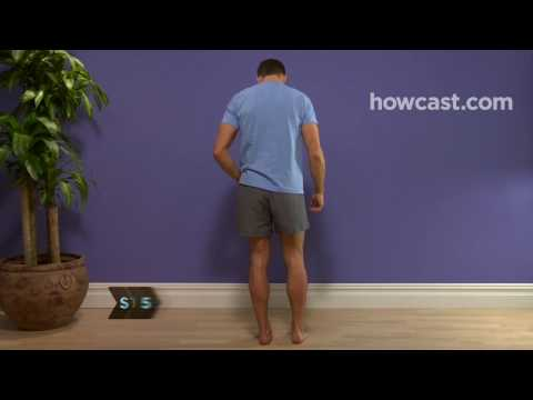 How to Stretch Your Calves