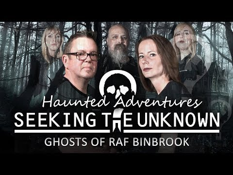 Haunted Adventures S05-EP03 - Ghosts Of RAF Binbrook