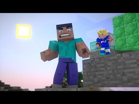 Steve's Parkour Adventures - Minecraft Animation