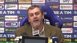 Manenti neo presidente Parma scintille con il giornalista