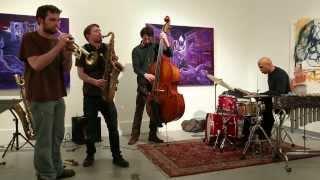 Thurman Barker Quartet - Evolving Music Series / Arts for Art, NYC - Apr 6 2013