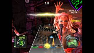 Guitar Hero 3 Custom - Iron Maiden - Public Enema Number One