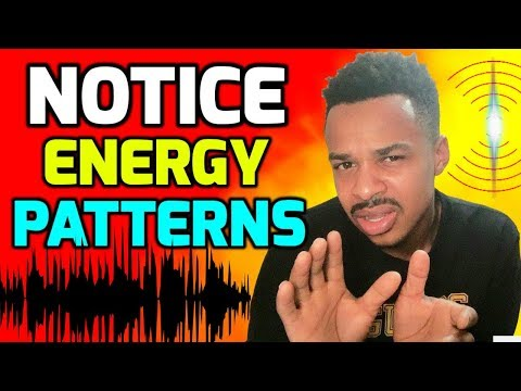 How To See Vibrations Frequency & Energy Patterns of the Universe - Trenius