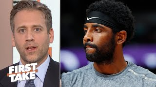 Kyrie Irving has a pattern of moodiness – Max Kellerman | First Take