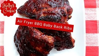 Air Fryer Ribs - Down Right Delicious! - Air Fryer Recipes