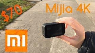 Xiaomi Mijia 4K camera review // Snicl