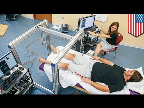 Innovative technology offers new hope for paraplegics