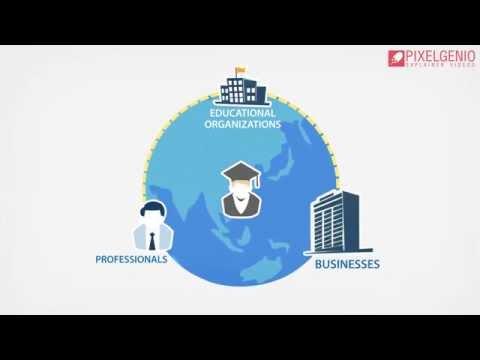 Animated corporate video production agency   Pixelgenio