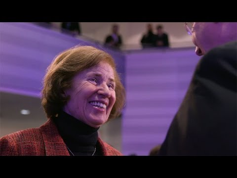 "Nazi hunter Beate Klarsfeld on Holocaust Remembrance day: ""There are more battles to fight"""