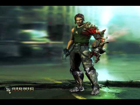 Bionic Commando [Music] - Main Theme