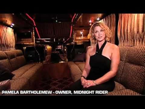 Meet The Record Breakers - The Midnight Rider - World's Heaviest Limousine