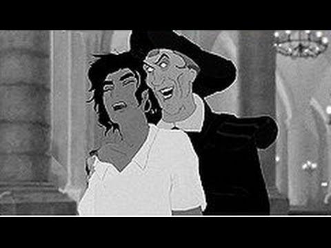 Esmerelda Genderbend/Genderswap - God Help the Outcasts + Frollo Scene