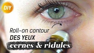 Comment réaliser un roll-on contour des 👀 yeux, spécial cernes et ridules ? - DIY