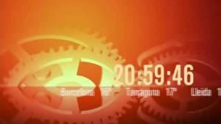 Rellotge i telenotícies TV3