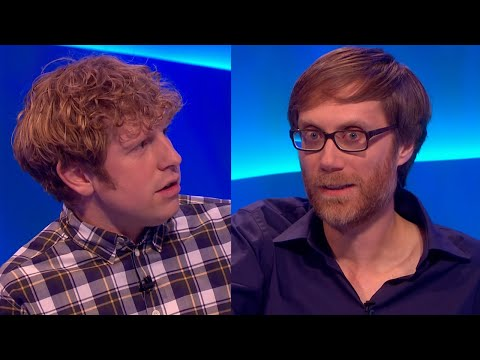 Stephen Merchant Hates Touring With Josh - The Last Leg