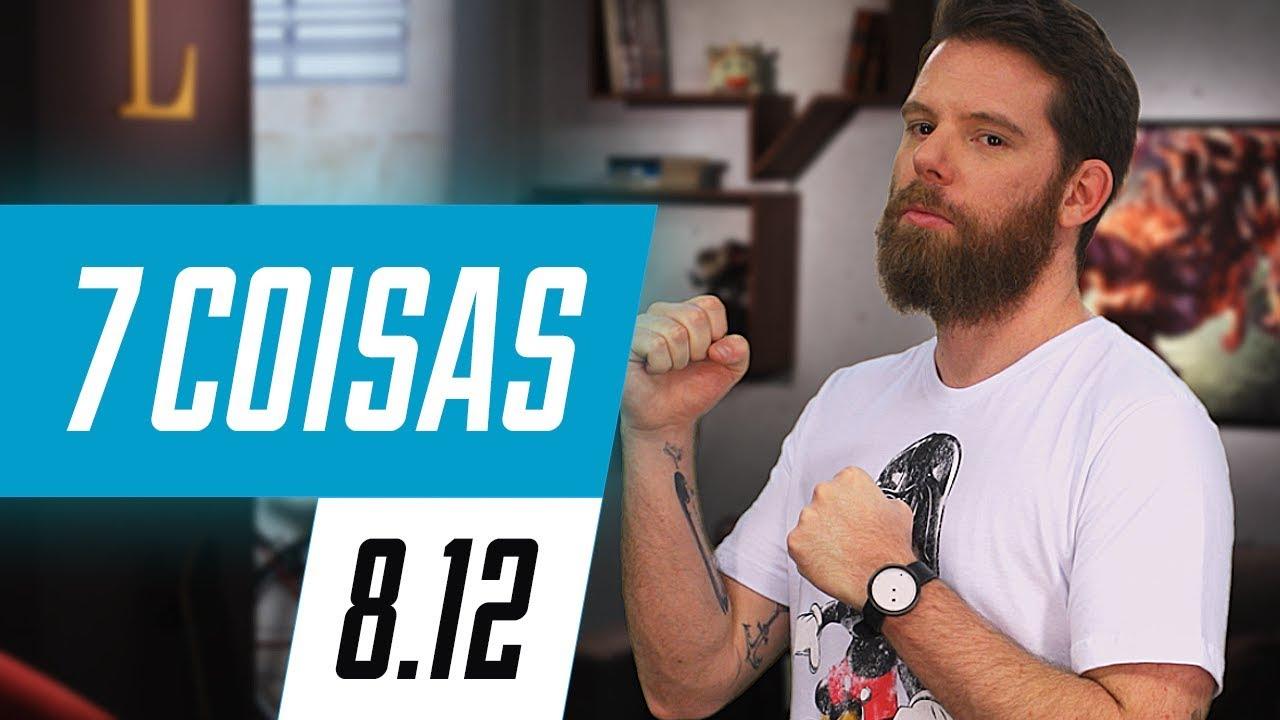 7 Coisas que você precisa saber sobre a 8.12 | League of Legends - Atualização