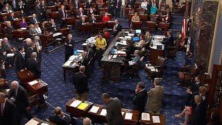 "3 GOP senators vote against Obamacare ""skinny repeal"""