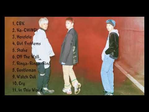 [FULL ALBUM] EXO-CBX - MAGIC [JAPANESE]