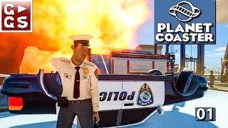 Planet Coaster 🎢 Achterbahn Freizeitpark Simulator ► STUDIO DLC deutsch