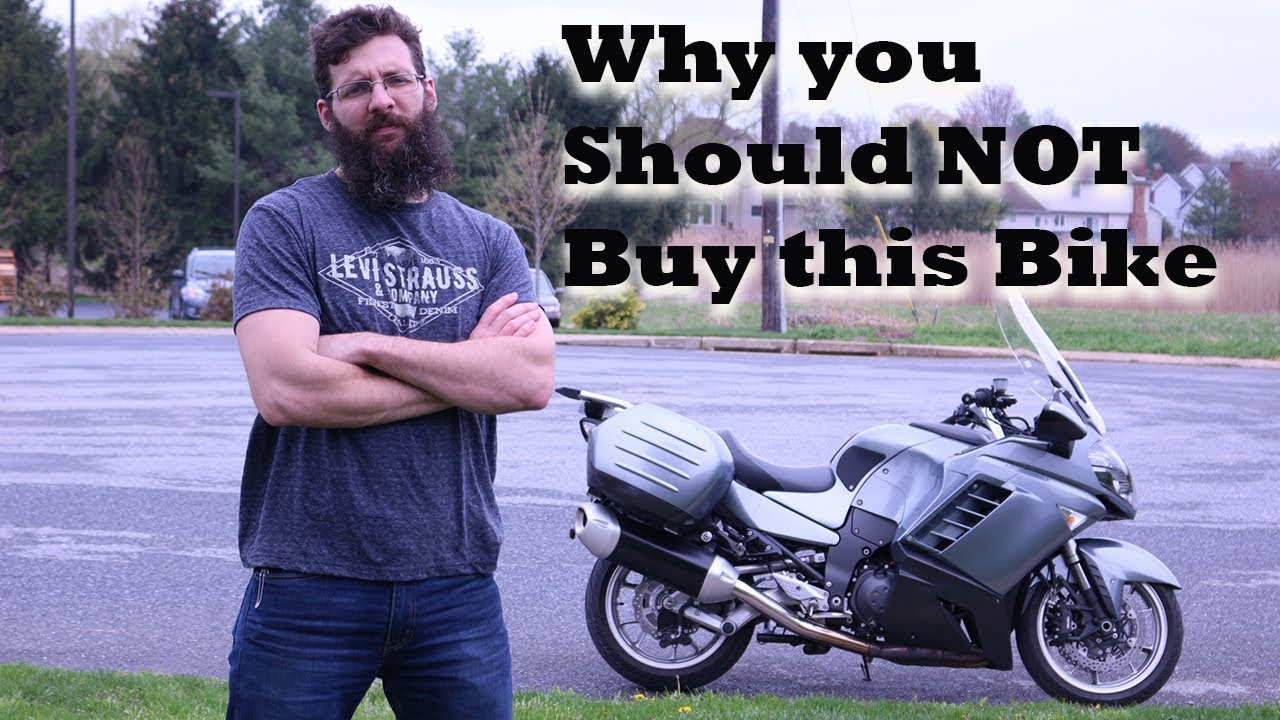 Why you DO NOT want this Kawasaki Concours