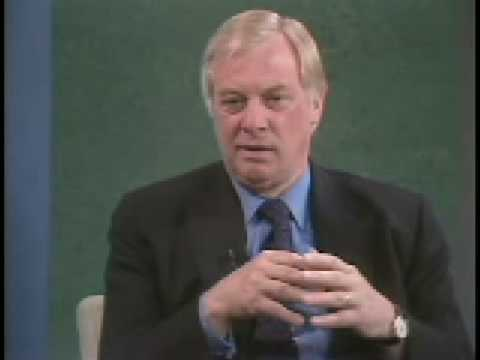 Conversations with History: Christopher Patten