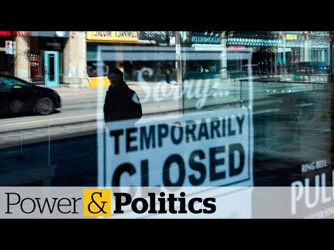 75% wage subsidy coming for small, medium businesses | Power & Politics