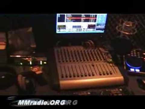 MMradio.org Studio - January 2009