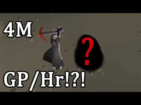 I Made 4M GP/Hr in OSRS Mining...
