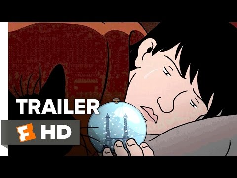 April and the Extraordinary World Trailer 1 (2016) - Animated Movie HD